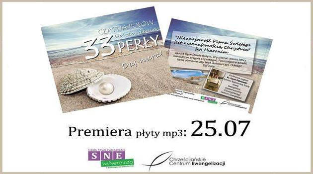 33 perły – płyta mp3