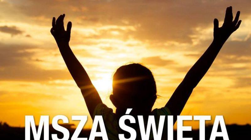 Msza i modlitwa o uzdrowienie w par. Św. Rafała Kalinowskiego