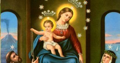 Uzdrowienie za przyczyną Królowej Różańca Świętego z Pompejów