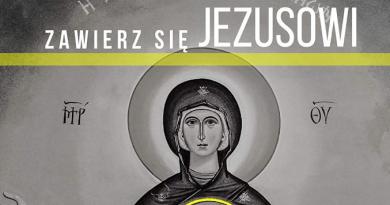 Zawierz się Jezusowi przez Maryję!
